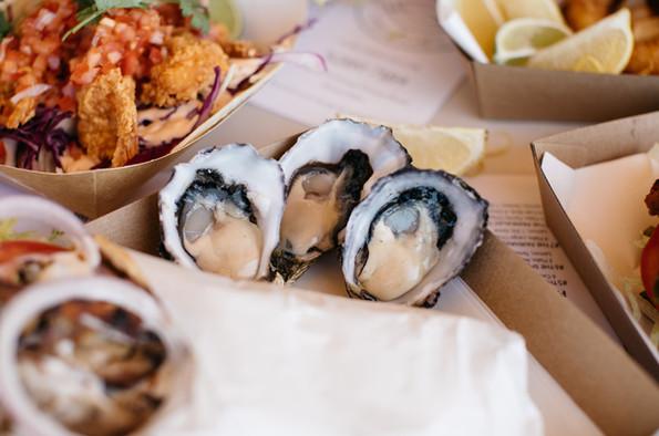 Fresh Tasmanian Oysters