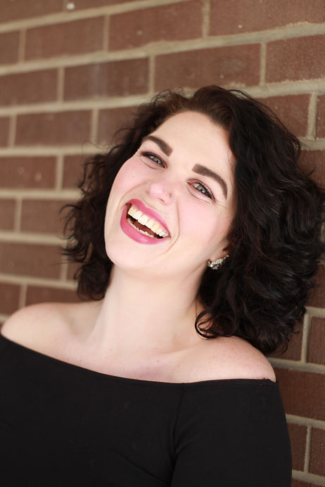 Jessica Lane, toronto soprano and voice teacher