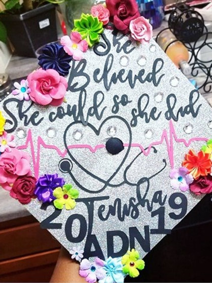 Graduation Hat Design