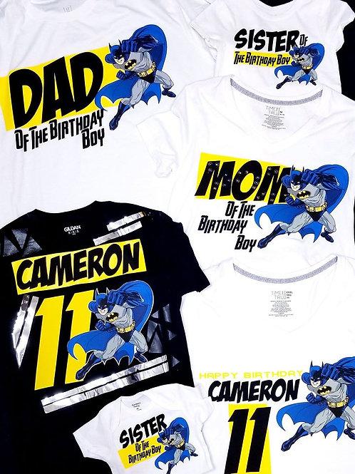 Plus Size Adult T-shirt (Front & back)