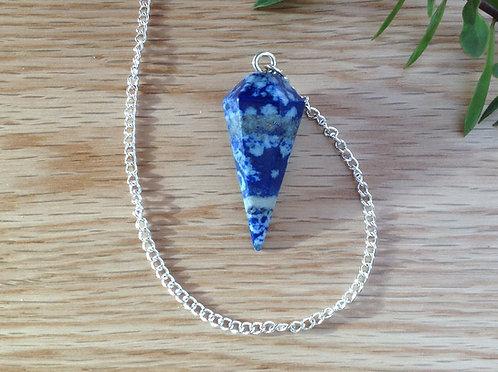 Lapis Lazuli Dowser