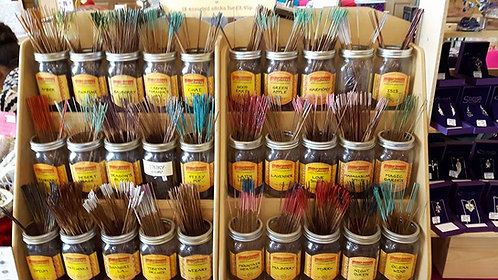 Wildberry Incense A - I