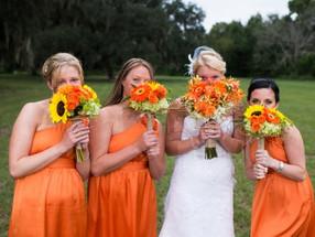 October Flower - The Marigold
