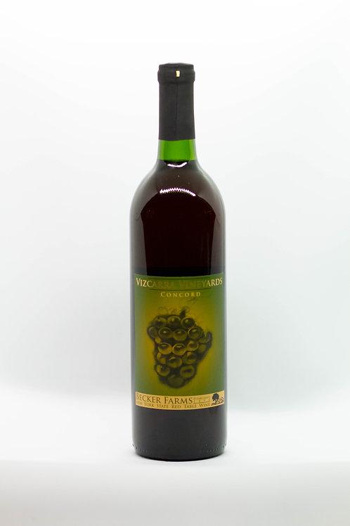 Concord Bottle
