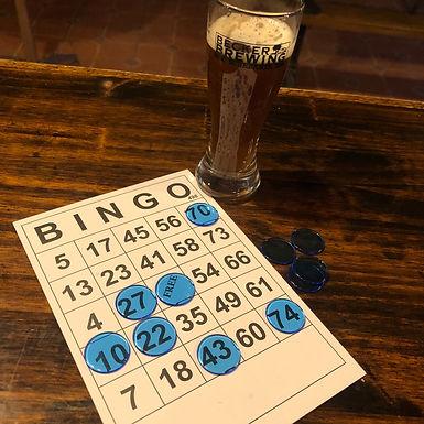 Boozy Bingo July 30th 2021