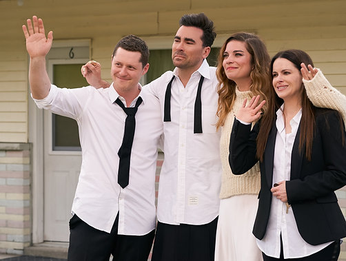 Trivia Night- July 26, 2021- Schitt's Creek