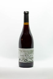 American Red Bottle