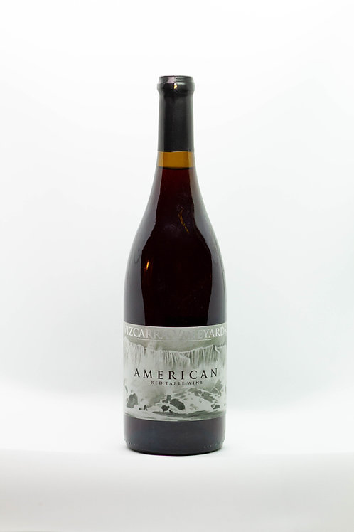 American Red Bottle