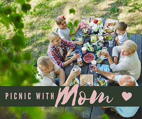 Mother's Day Picnic Carry Out (Available Mother's Day Weekend only)