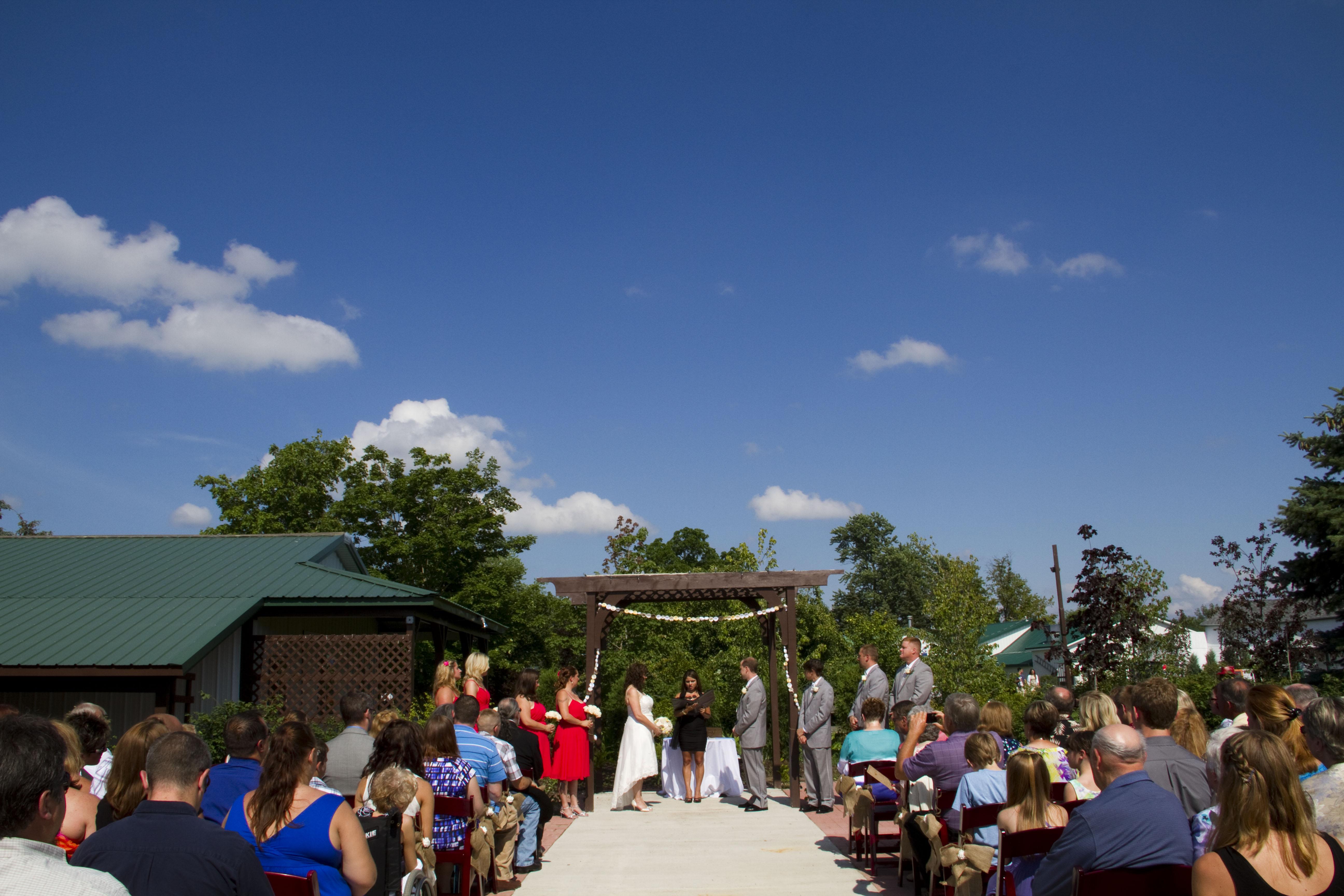 WNY Wedding Venues