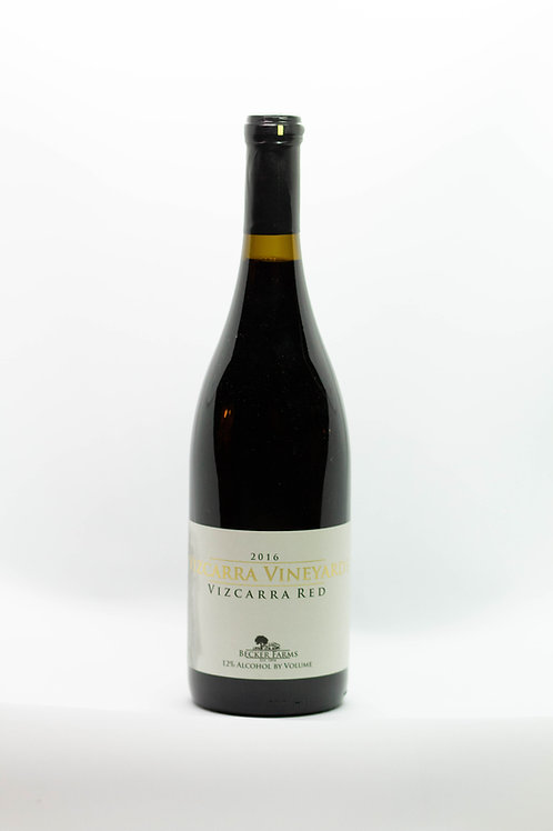 Vizcarra Red Bottle
