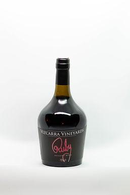 Ruby Bottle