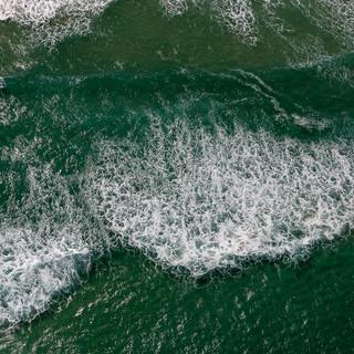 Riding high amongst the waves III