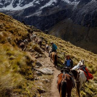 Ways of Huaraz