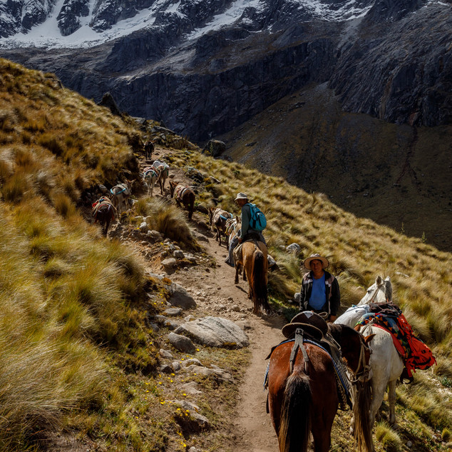 Ways of Huaraz