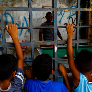 Kaubanoko - Ocupação de refugiados venezuelanos em Boa Vista.  Boa Vista, RR - Brasil.