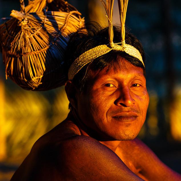 Papôr , Krahô - Aldeia Cachoeira - Tocantins