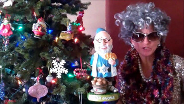 Rosyln Promotes the Shalom Gnome