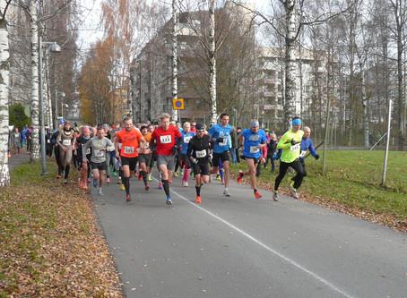 #WeRunHelsinki-joulukalenteri: Luukku 18