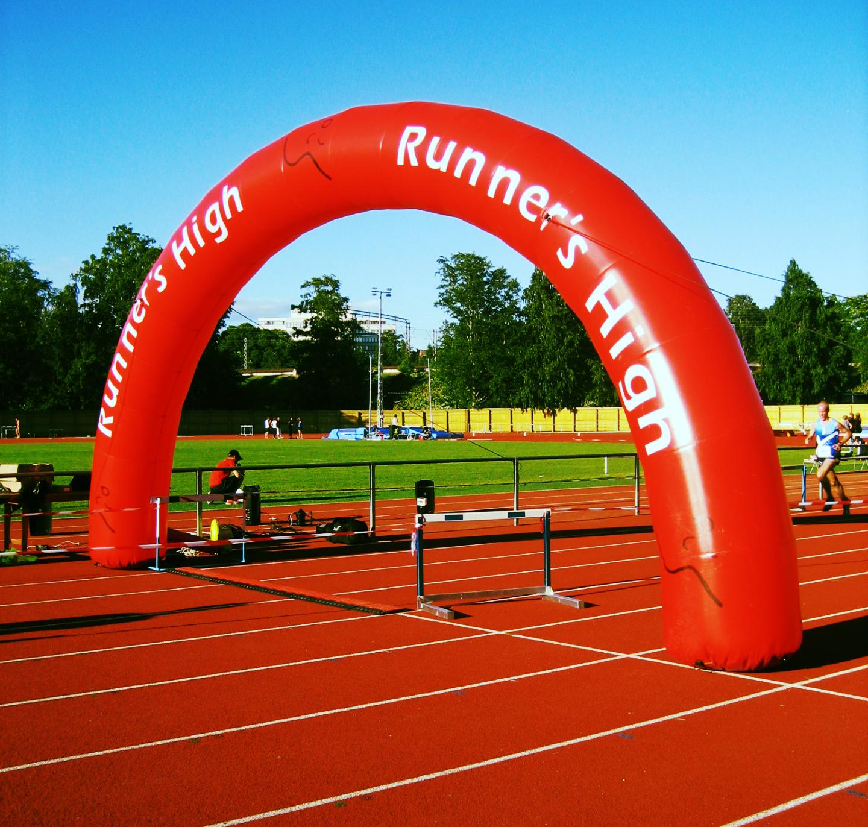 Runner's elite