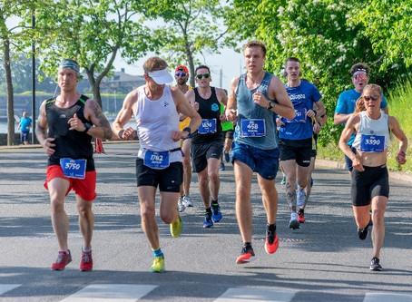 Runner's High:n maaliskuun juoksutarjoukset