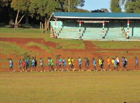 Runner's High:n Juoksumatka Keniaan