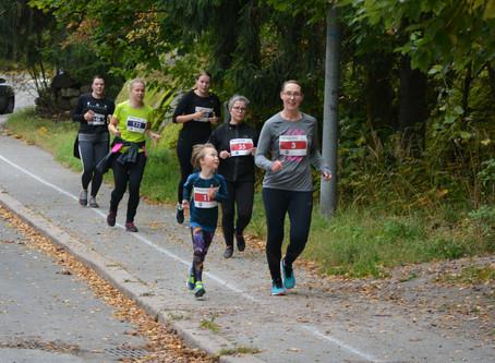 Äitienpäiväksi lahjakortteja hyvinvointiin ja parempaan juoksukuntoon