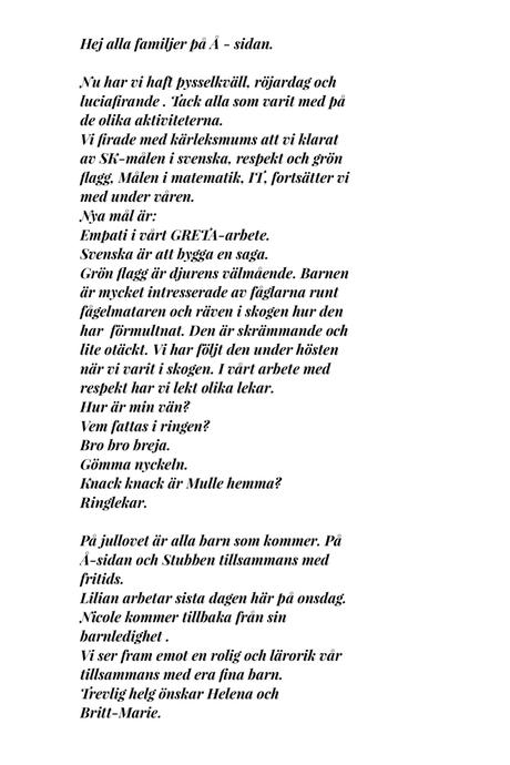 Hembrev Å-sidan