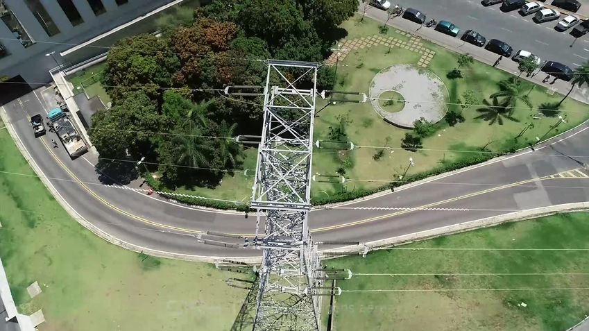 Torre Alta Tensão - BH-MG