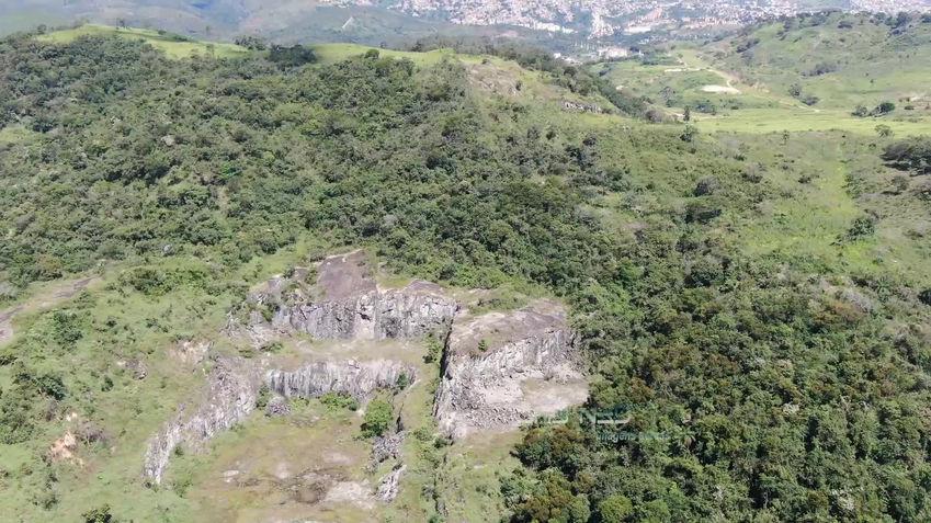Paredão de Pedra (3) - Sabará