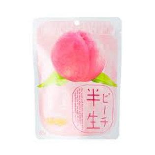 Peach dried 半生