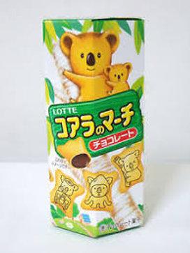 koala au chocolat