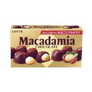 Macadami chocolate