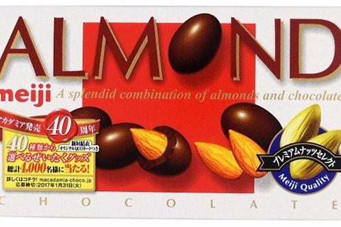 Almond chocolat