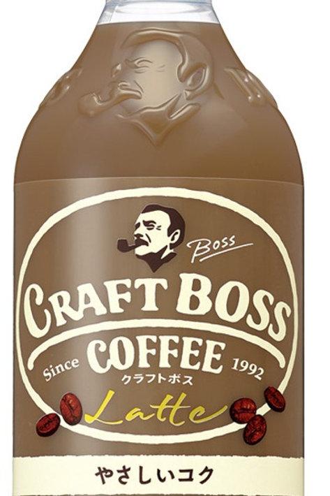 Craft boss coffee