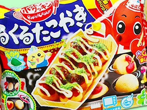 Candy creator takoyaki