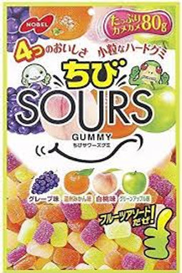 Sours fruits