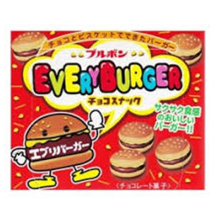 Every burger candy