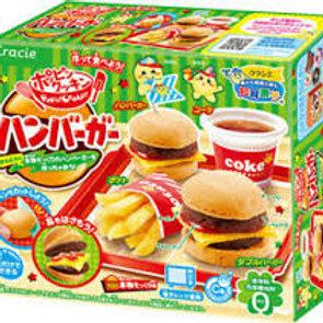 Candy creator Burger
