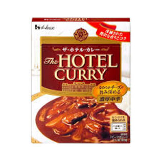 Hotel curry