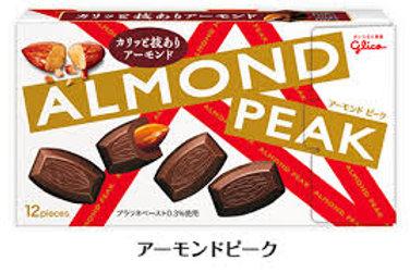 Almond peak chocolate