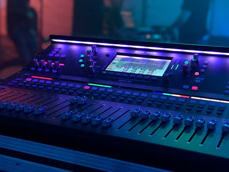 Ton Mischpult Allen & Heath SQ6