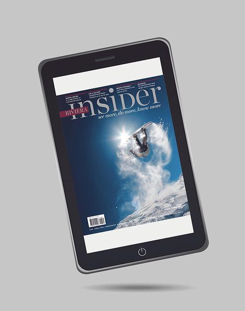 e-Magazine Riviera Insider n°187 - Janvier/Février 2020