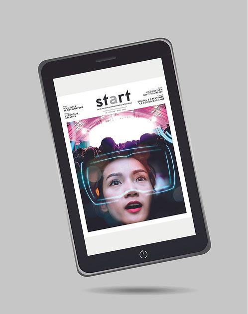e-Magazine START n°8 - Janvier/Février 2020