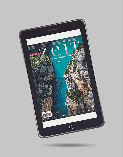 e-Magazine RivieraZeit n°318 - Juillet/Août 2020