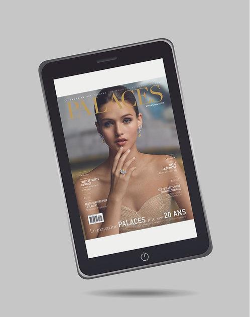 e-Magazine PALACES n°39 - Été 2019