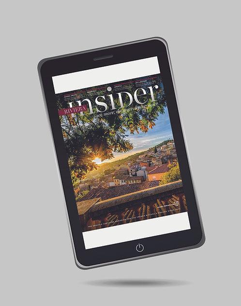 e-Magazine Riviera Insider n°191 - Jan/Fev/Mar 2021