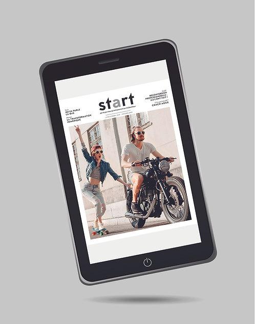 e-Magazine START n°2 - Décembre 2018/Janvier 2019