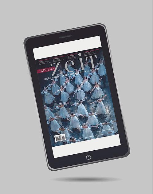 e-Magazine RivieraZeit n°315 - Octobre/Novembre/Décembre 2019