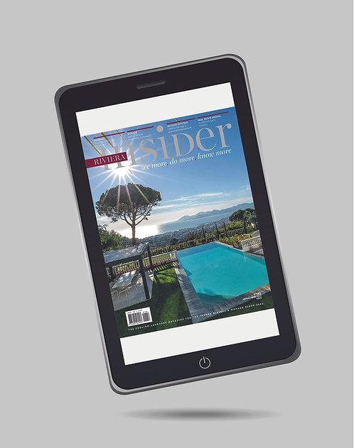 e-Magazine Riviera Insider n°183 - Mars/Avril 2019